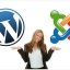 Wordpress / Joomla! : le match !